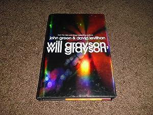 Will Grayson, Will Grayson: The Secret Life: John Green; David