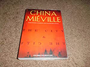 The City and the City-UNCORRECTED PROOF COPY