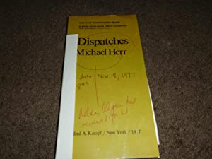 Dispatches-UNCORRECTED PROOF