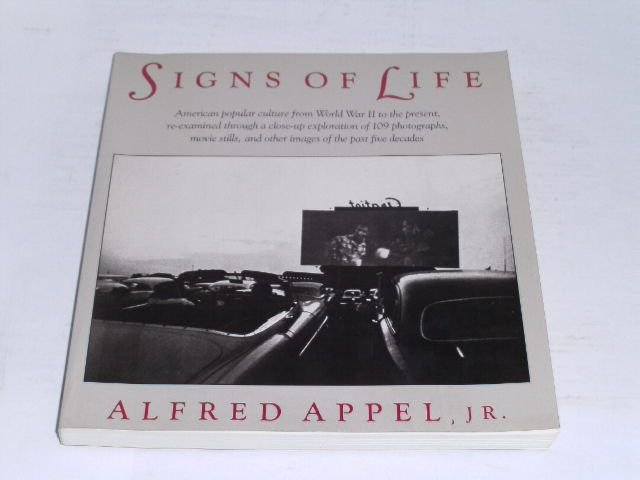 Signs of Life. Americon popular culture from: Appel