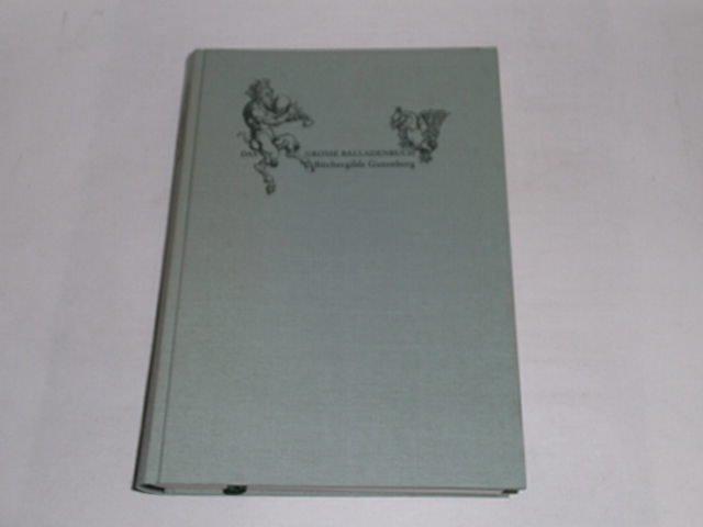 Das große Balladenbuch.: Preußler, Otfried [Hrsg.]: