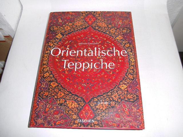 orientalische teppiche eine darstellung von gantzhorn zvab. Black Bedroom Furniture Sets. Home Design Ideas