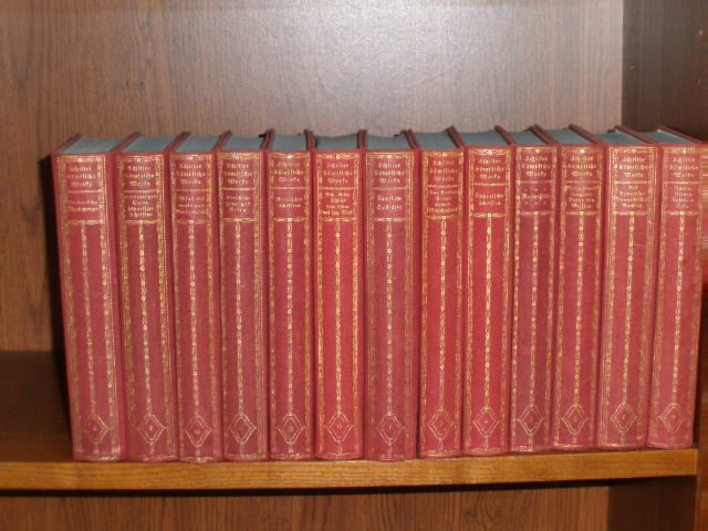 Tempel-Klassiker - Schillers Sämtliche Werke ; 13: Schiller, Friedrich ;