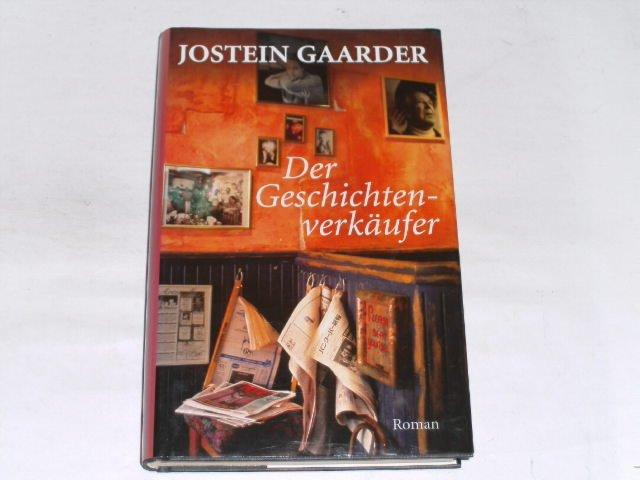 Der Geschichtenverkäufer. Roman: Gaarder, Jostein:
