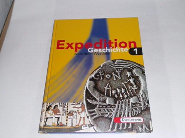 Ausgabe Nordrhein-westfalen Bd.1 Osburg Und Klose: Expedition Geschichte