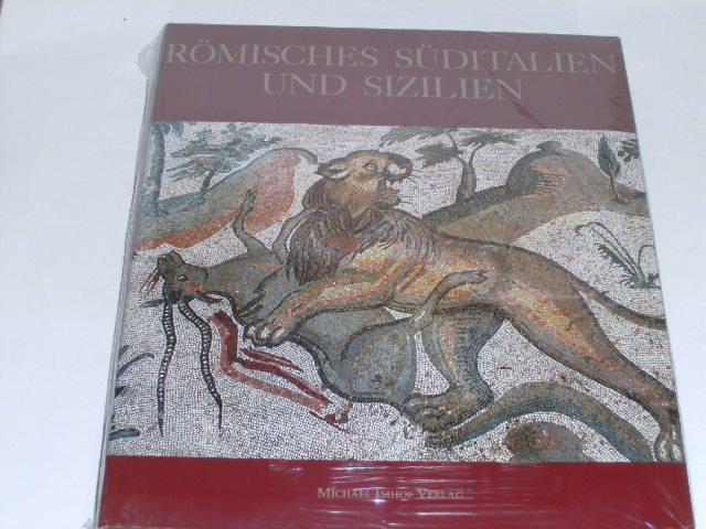 Römisches Süditalien und Sizilien. Kunst und Kultur: Coarelli, Filippo:
