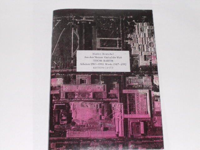 Thom Barth. Arbeiten 1987-1992. Dt. /Engl.: Hentschel, Martin