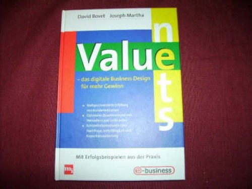 Value nets. : das digitale Business-Design für: Bovet: