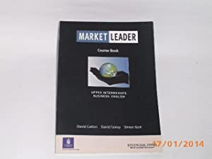 Market Leader: Business English with the F.: Cotton, David; Falvey,