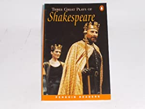 Three Great Plays of Shakespeare. Romeo and: Shakespeare, William; Holmes,