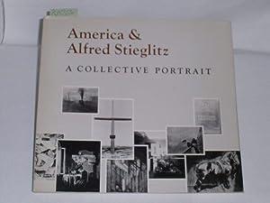 America & Alfred Stieglitz. a collective portrait: Frank, Waldo David