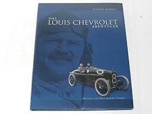 Das Louis Chevrolet Abenteuer.: Barras, Pierre: