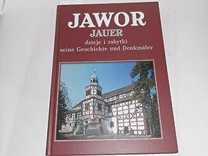 Jawor - Jauer ; polnisch - deutsch.: Grynszpan, Anna