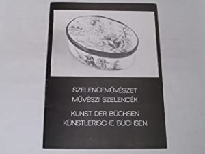Kunst der Büchsen. Künstlerische Büchsen Kataloge der: Acs, Piroska: