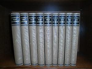 Helmolts Weltgeschichte. 9 Bände komplett.: Helmolt, Hans F.;