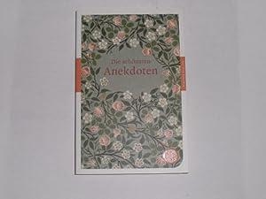 Die schönsten Anekdoten (Fischer Klassik, Band 90336).: Sander, Ulrike-Christine