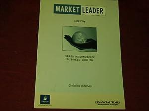 Market Leader: Upper Intermediate Business English.: Christine Johnson