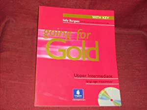 Going for Gold Upper-Intermediate, language maximiser, w.: Burgess, Sally; Acklam,