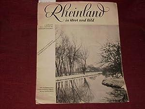 Rheinland in Wort und Bild. Monatsschrift für: Rickert
