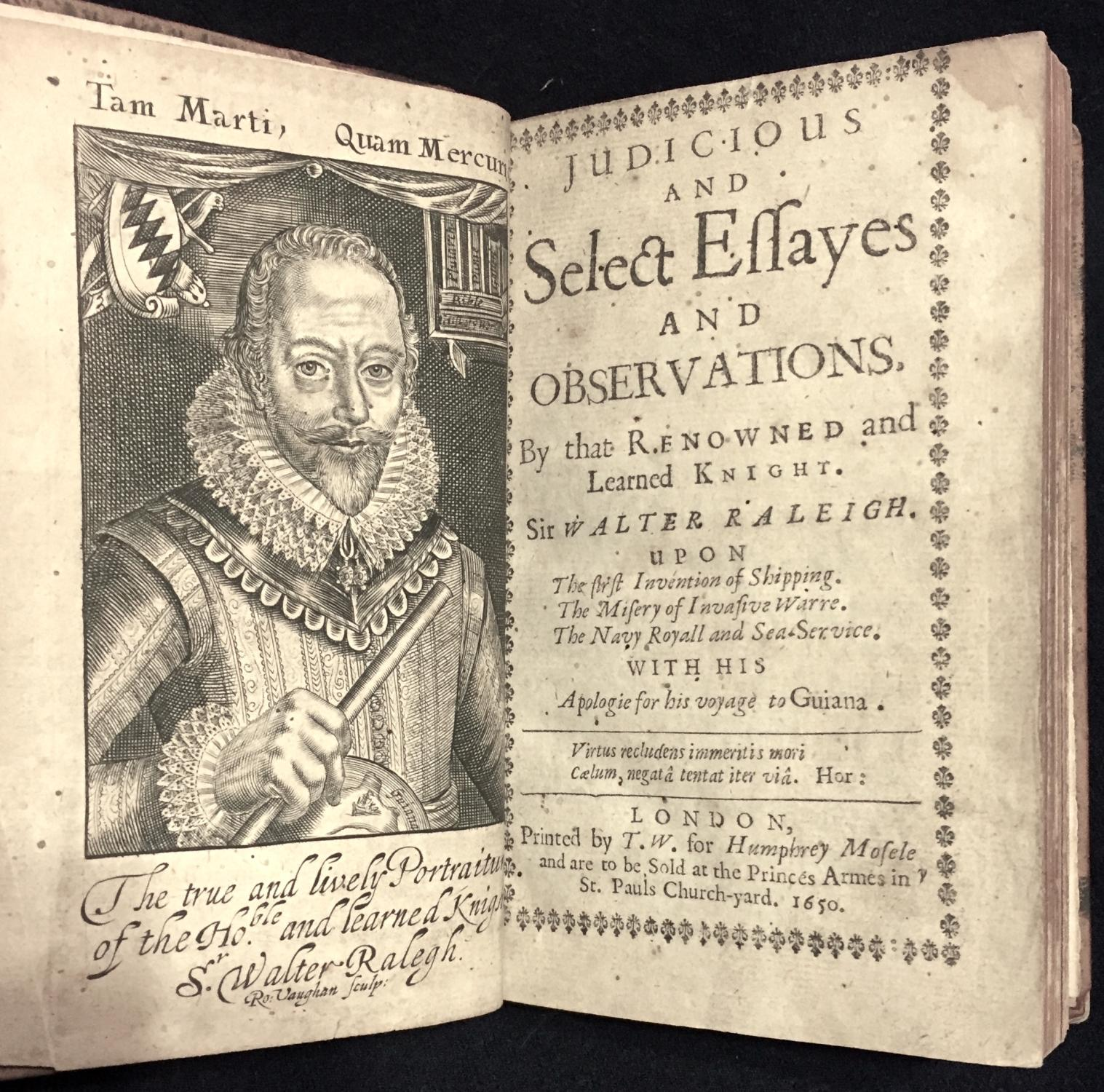 """sir walter raleigh essay In his poem """"the nymph's reply to the shepherd,"""" sir walter raleigh draws  upon and transforms the idealistic imagery in """"the passionate shepherd to his."""