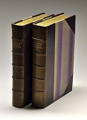 COSTUME]. Katalog der Freiherrlich von Lipperheideschen Kostumbibliothek: LIPPERHEIDE, Franz Joseph...