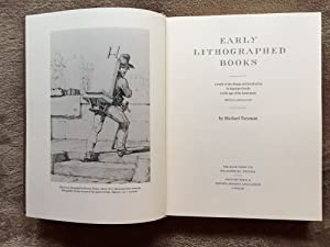 Early Lithographed Books: A Study of the Design and Production of Improper Books in the Age of th...