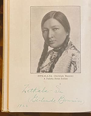 [SIGNED COPY - RARE]. American Indian Stories