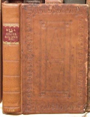 Pomponius Mela. Iulius Solinus. Itinerarium Antonini Aug.: MELA, Pomponius Et