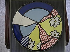 Kunstlerteller.: LICHTENSTEIN, Roy. [1923-1997].