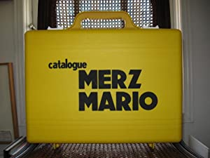 The Catalogue in a Suitcase.: MERZ, Mario.