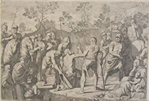 St. Andrew Led to Martyrdom.