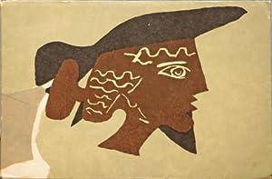 Cinq Poésies En Hommage A Georges Braque.: BRAQUE, Georges [1882-1963]
