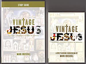 Vintage Jesus DVD Curriculum: Timely Answers for Timely Questions