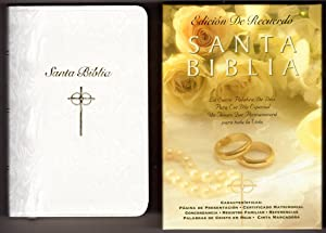 Santa Biblia: Keepsake Brides Bible-RV 1960 (Spanish Edition)