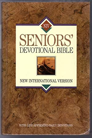 New International Version Seniors' Devotional Bible: With Life-Affirming Daily Devotions (Niv Dev...