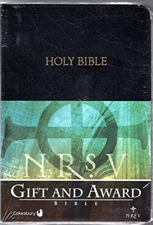 Cokesbury NRSV Gift and Award Bible: Black Simulated Leather