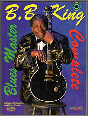 B.B. King: Blues Master Complete: Book & 3 CDs (Manhattan Music Publications)