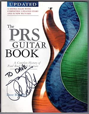The PRS Guitar Book: A Complete History of Paul Reed Smith Guitars