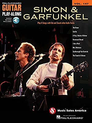 Simon & Garfunkel: Guitar Play-Along Volume 147