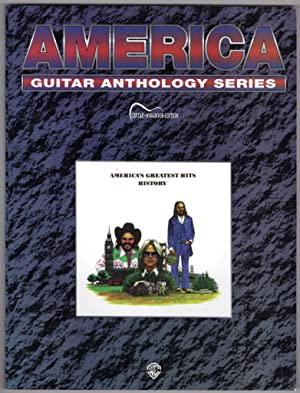 America - Guitar Anthology (Guitar Anthology Series)