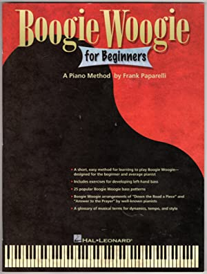 Boogie Woogie for Beginners (PIANO)