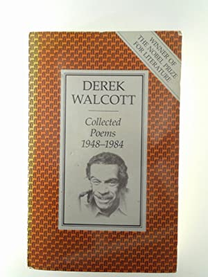 Collected Poems 1948-1984 [Paperback] [Jul 06, 1992]: Walcott, Derek