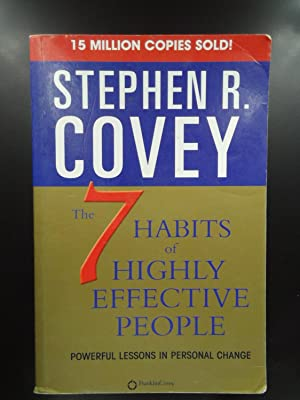 7 Habits Of Highly Effective People: Stephen R. Covey