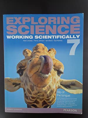 7 book student science pearson