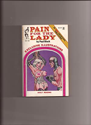 Pain For The Lady: Black, Paul