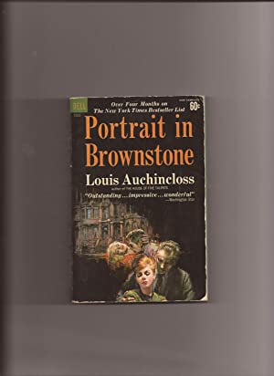 Portrait In Brownstone: Auchincloss, Louis