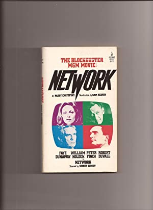 Network (Movie Tie-In): Hedrin, Sam (novelization