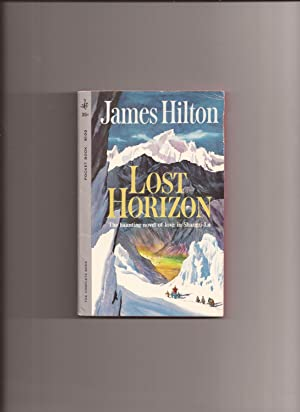 Lost Horizon (made into movie): Hilton, James