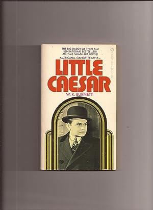 Little Caesar (Movie Tie-In): Burnett, W.R.