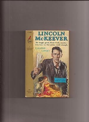Lincoln McKeever: Lipsky, Eleazar